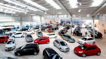 El patentamiento de vehículos mostró su primer crecimiento interanual en 2 años