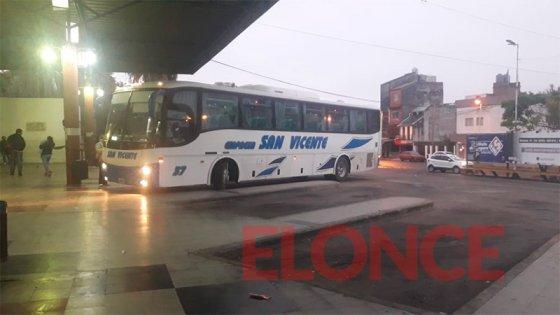 El jueves vuelve el transporte interurbano: Recorridos, frecuencias y protocolos