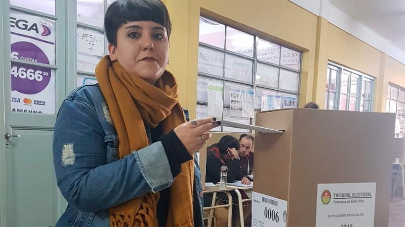 El voto de Cáceres Sforza