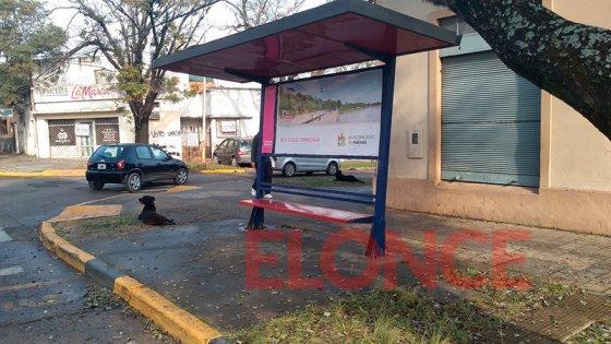 Otro día sin colectivos en Paraná: Este martes habrá reunión entre las partes
