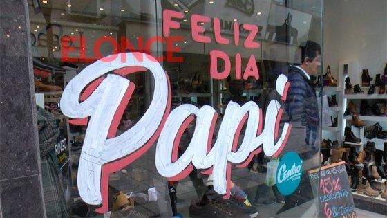 Comerciantes piden que se postergue el Día del Padre por el coronavirus