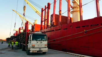 Exportaciones entrerrianas crecieron durante el primer cuatrimestre de 2020