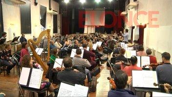Los conciertos de la Orquesta Sinfónica se transmitirán en vivo a nivel nacional