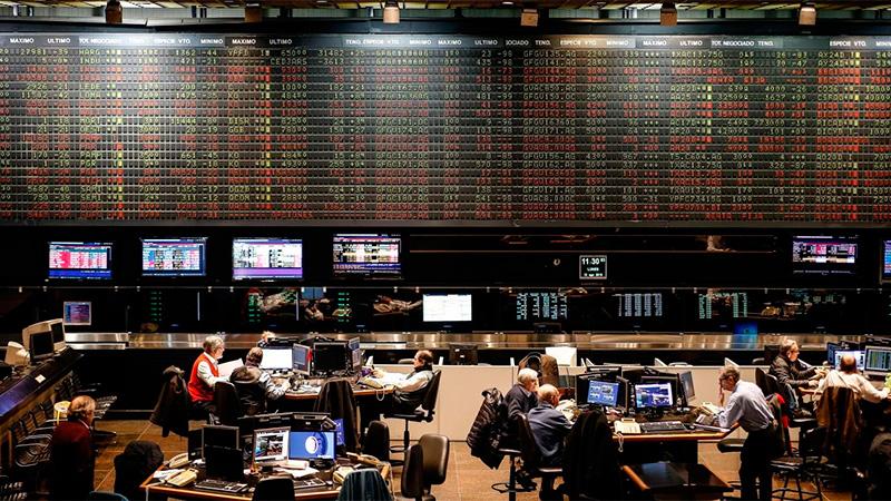Wall Street se desploma por caída en sectores energético y tecnológico