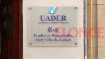 Elecciones en UADER: