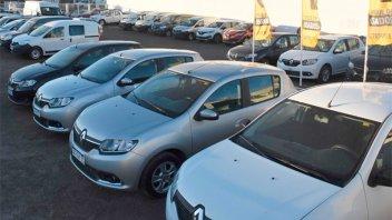 La venta de autos usados se desplomó 24,5% en marzo por la cuarentena
