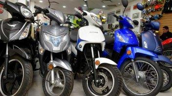 Los fabricantes de motos indican que