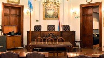 El Concejo Deliberante ultima detalles para retomar el período de sesiones