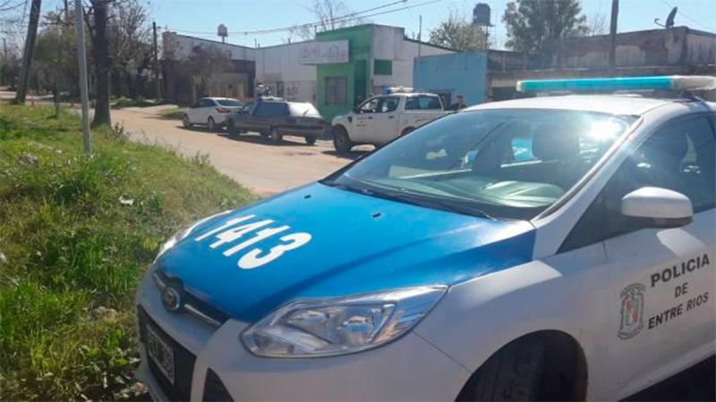 Investigan dos muertes en Concepción del Uruguay.