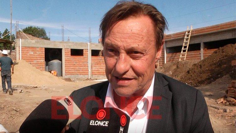 Preocupa la salud del ex intendente Varisco: fue internado por una neumonía