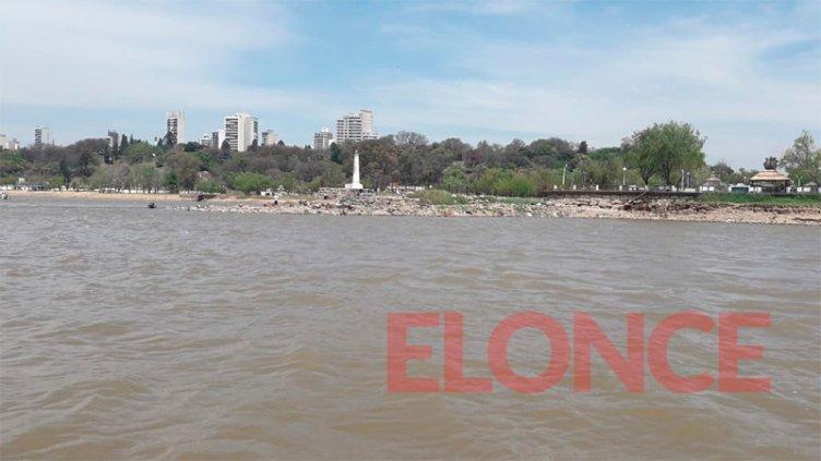 El ansiado repunte: El río quintuplicó su altura en cinco días en Paraná