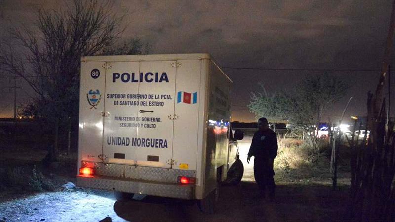 Brutal hecho de sangre en Santiago del Estero
