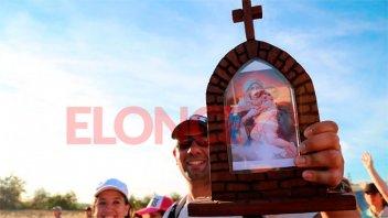 La Peregrinación de los Trabajadores será sólo con la imagen de la Virgen