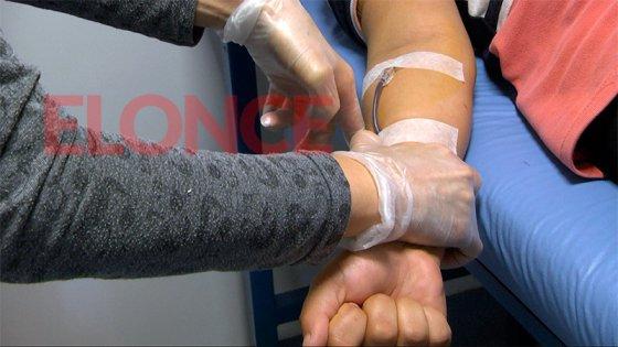 Se necesitan seis dadores de sangre por día, para paciente con leucemia aguda