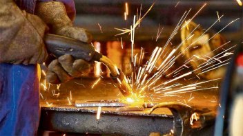 La actividad metalúrgica creció 51,8% interanual en abril