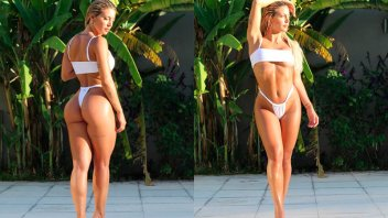 Las bikinis más osadas de Sol Pérez y detalles de la convivencia con su novio