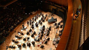 La Sinfónica de Entre Ríos dará este sábado el primer concierto del año