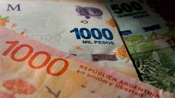 La recaudación provincial cae un 17,4% en términos reales