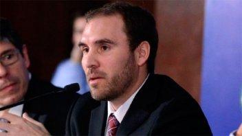 Deuda: Guzmán se reunirá este martes con funcionarios del FMI en Nueva York
