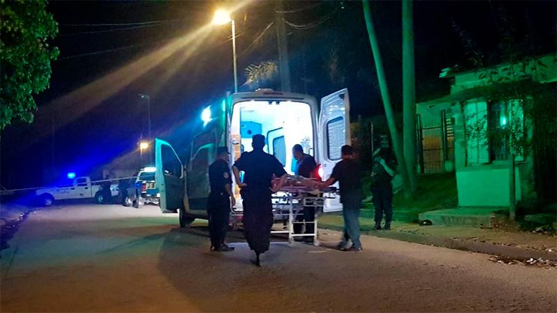 Un hombre fue acribillado a balazos en Paraná.-