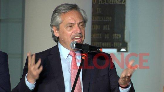 Fernández amplió el temario de sesiones extraordinarias: Incluyó ley de góndolas