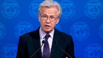 El FMI ratifica que no se puede hacer una quita sobre la deuda argentina
