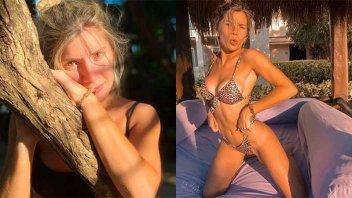 Laurita Fernández: Fotos, video y un problema con las bikinis