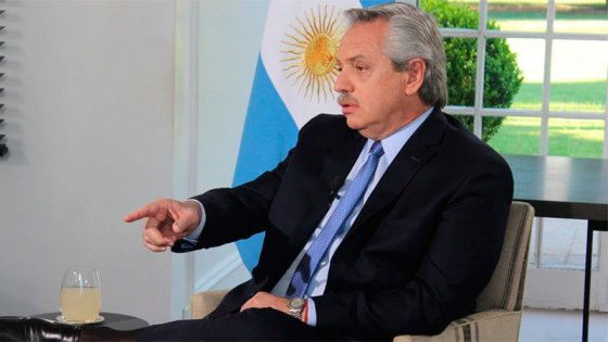 Fernández tildó de