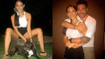 Entre mensajes de amor, Evangelina Carrozo dejó