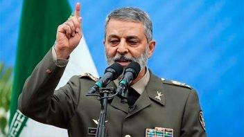 Irán respondió a Trump tras la amenaza de ataque:
