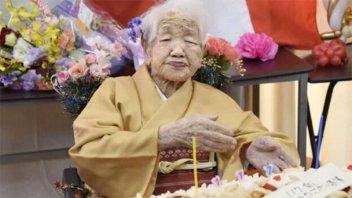 La mujer más longeva del mundo cumplió 117 años