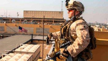 Irak retiraría tropas extranjeras de su territorio y EEUU amenaza con sanciones