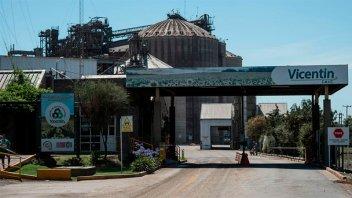 Las plantas de Vicentín continuarán paralizadas durante febrero