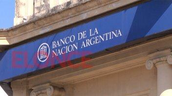 El paro será todo el lunes en el Banco Nación por el crimen del cajero