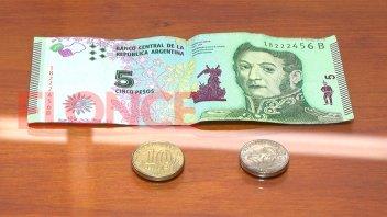 Los billetes de $5 podrán cambiarse hasta el 29 de mayo: ¿Cómo hacer?