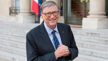 Bill Gates insiste en que los más ricos paguen más impuestos