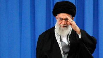 El líder supremo de Irán tras el ataque a bases de EE.UU: