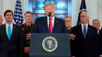 EE.UU: Trump anuncia