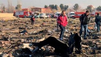Canadá acusa a Irán por el derribo de avión ucraniano y muerte de 176 personas