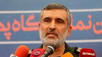 Comandante de Irán asumió la responsabilidad por el derribo del avión ucraniano