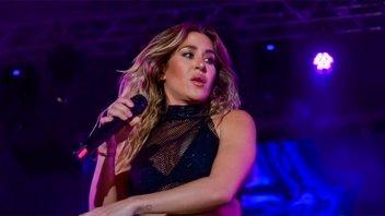 Jimena Barón sufrió una descompensación tras un show en Entre Ríos