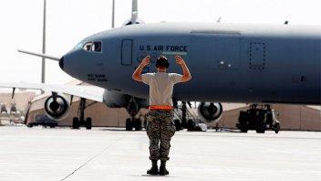 Proyectiles impactan en base aérea al norte de Irak que alberga tropas de EE.UU.