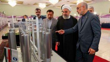 Europa amenaza con reimponer sanciones a Irán