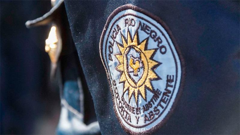 Policía de Río Negro.