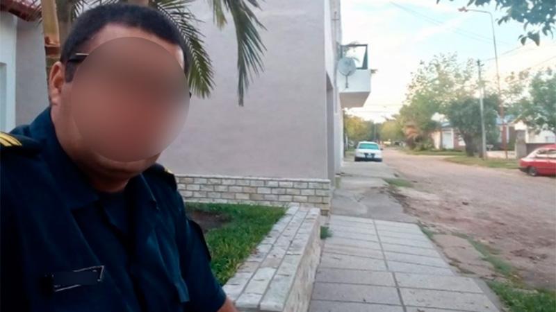Policía acusado de violar a un menor