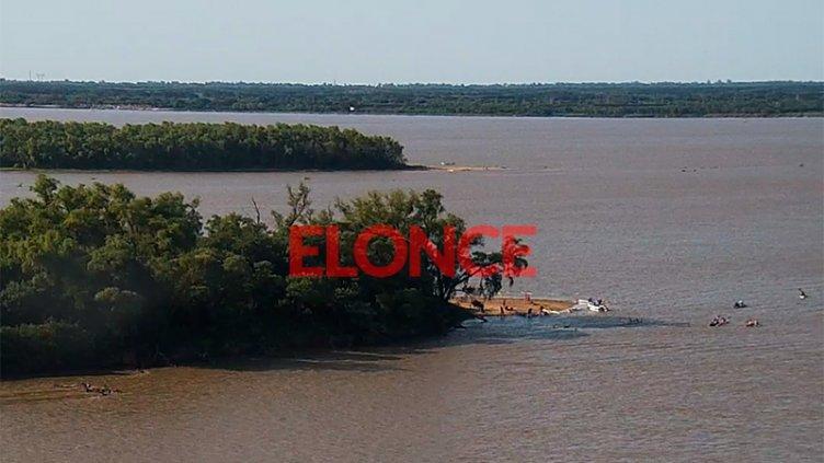 El río Paraná tuvo un repunte pero se mantendría en 2 metros hasta fin de mes