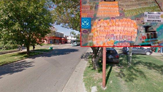 Violento robo de $500.000 en Paraná: A un hombre le gatillaron en la cabeza