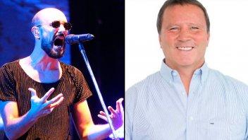Abel Pintos le respondió al intendente que habló de 100 mil dólares por un show