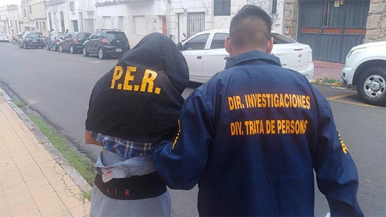 Detuvieron en Seguí a sujeto condenado por abusar sexualmente de un menor