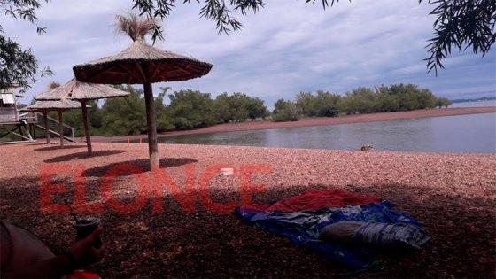 Insólito: Robaron 120 metros de boyado de una playa entrerriana